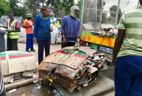 """""""We hope we will be the last generation of waste pickers to face these difficulties"""""""