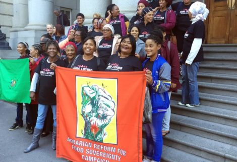 Court blow for activists being sued by mining company