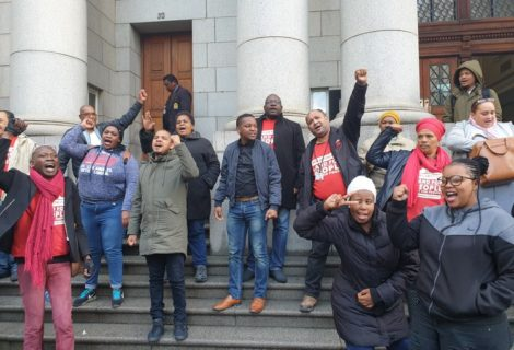 Growthpoint loses court case against Reclaim the City