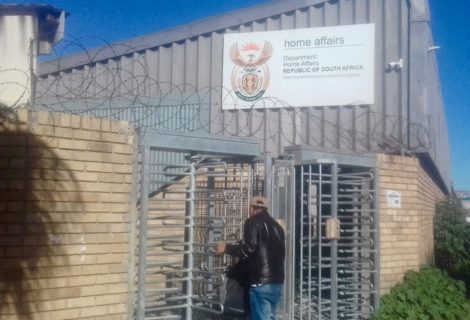 Asylum seekers have to wait a year for an appointment in Port Elizabeth