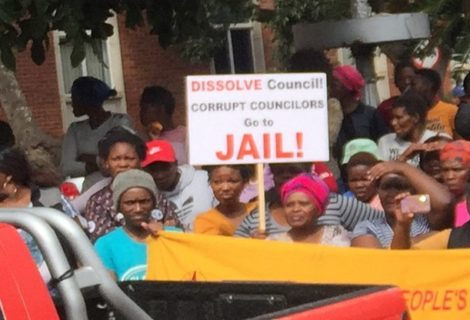 Grahamstown court hears application for municipality to be placed under administration