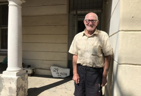 City lawyers tell activist organisation to stop helping 80-year-old man facing eviction